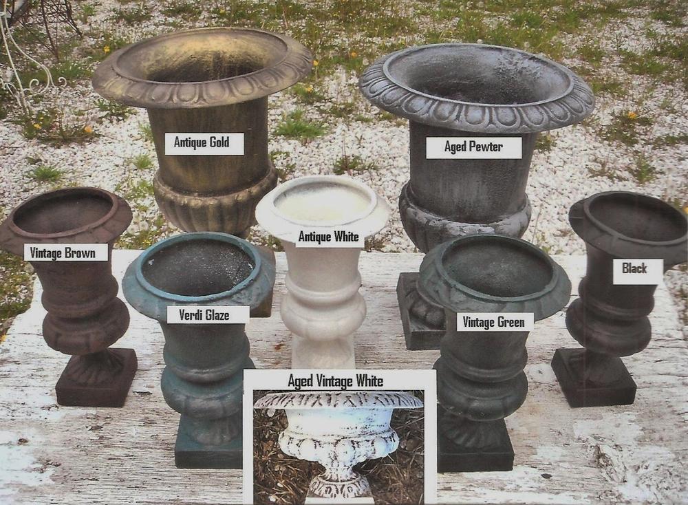 Merveilleux New Design Europe Style Garden Planter Flower Pot Cast Iron Planter