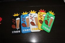 Contemporary useful cell phone silicone case covers