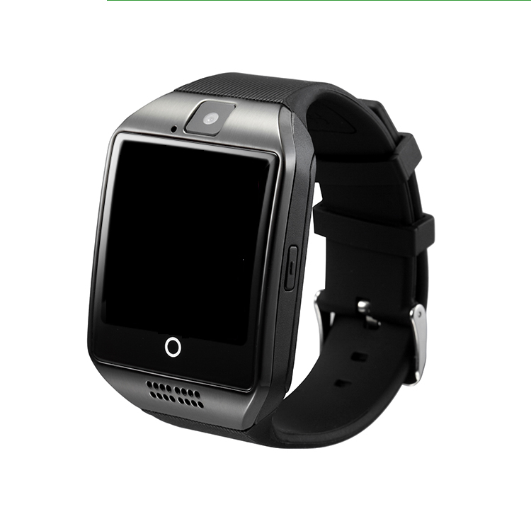 q18 smart watch android phone bluetooth 4.0 heart rate monitor