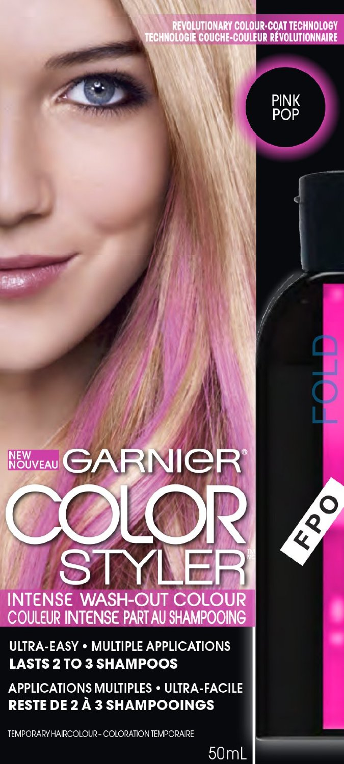 Cheap garnier hair color chart find garnier hair color chart chart garnier hair color color styler intense wash out color pink pop nvjuhfo Image collections