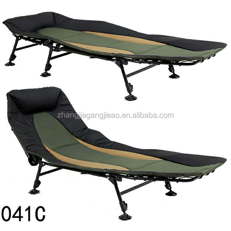 Camping Bed Chair Camp best selling carp fishing outdoor folding bedchair