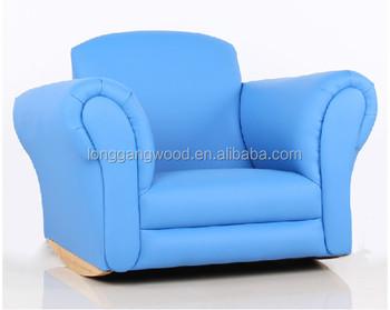 Blauw Leren Stoel.Blauw Lederen Barcelona Stoel Vintage Leren Stoel Kinderstoel Bad