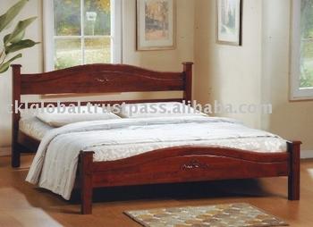 Home Furniture Bed bedroom set,bed,wooden bed,solid wood bed,home furniture,solid