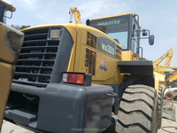 Japanese Used Wheel Loader---Excellent Used Heavy Equipment,Cheap-Price WA320 Wheel Loader