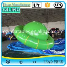 QL new fashion interesting giant inflatable rocking saturn imported