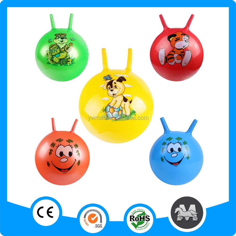 Wholesale kids playing inflatable bouncing ball