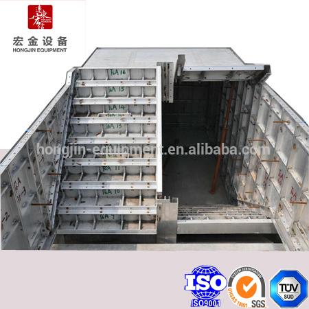Usine prix aluminium escalier de coffrage coffrage mur syst me mod les id de - Escalier aluminium prix ...