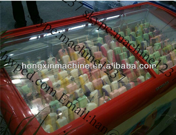 Commercial Ice Lolly Maker Ice Pop Machine Popsicle