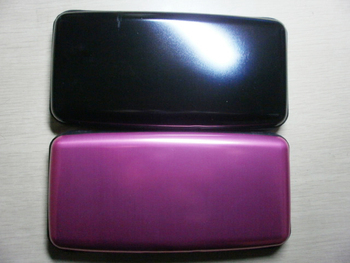 Rfid Colored Aluminium Card Case