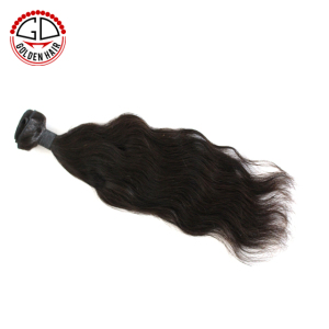 Great Quality India Hair Machine Made Real Human Hair Extension