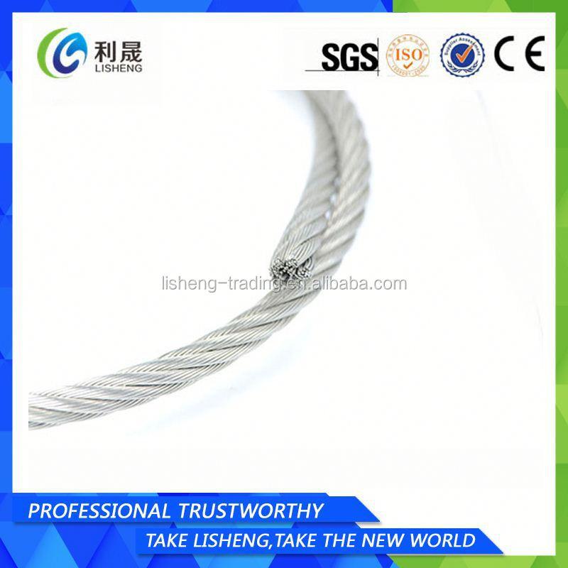 6x19 Pull Cord Wire Rope - Buy 6x19 Pull Cord Wire Rope,6x19 Pull ...