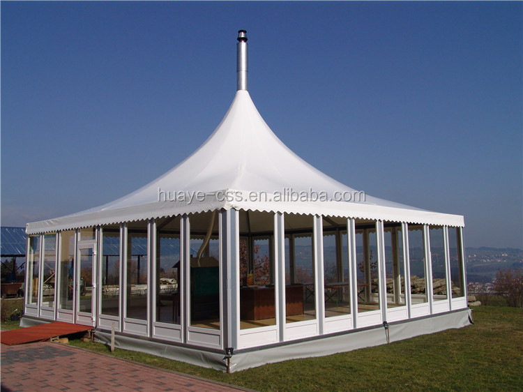 Modern Design 15x15m Big Pagoda Tent Canopy Tent For Wedding For ...