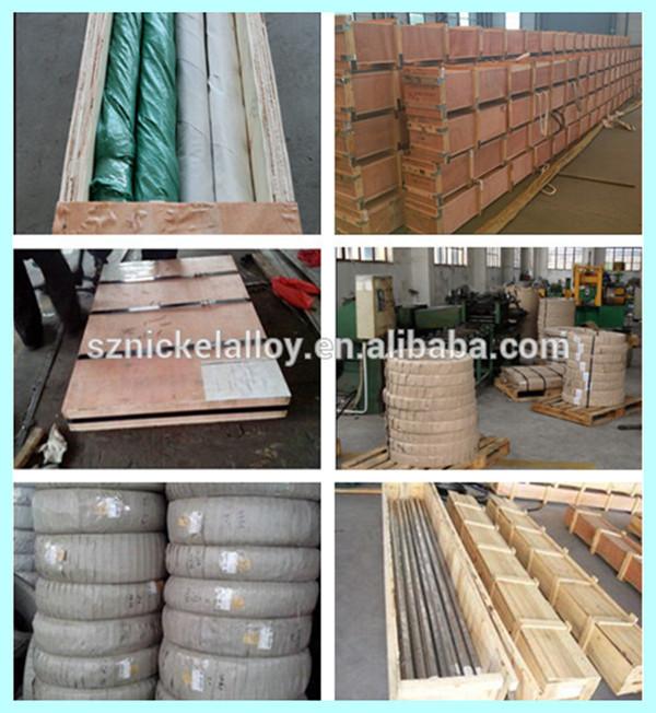 Alibaba China High Quality Pure Ni200 Ni201 99% Nickel Plate