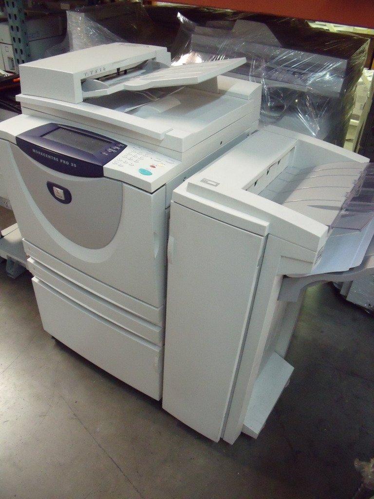XEROX Printer WorkCentre Pro 35 XP