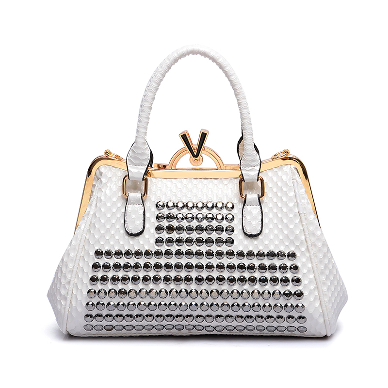 2015 new products V snake women bags wholesale ladies handbags ...