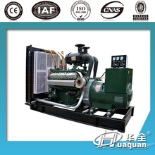 power supply of 500kw diesel generator with unique design of battery breaker