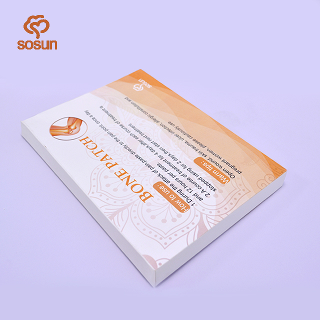 Heat Moxibustion Patch for Neck Shoulder Knee Joints