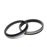 Supplier price metal hydraulic cylinder anti pin rubber dust seal