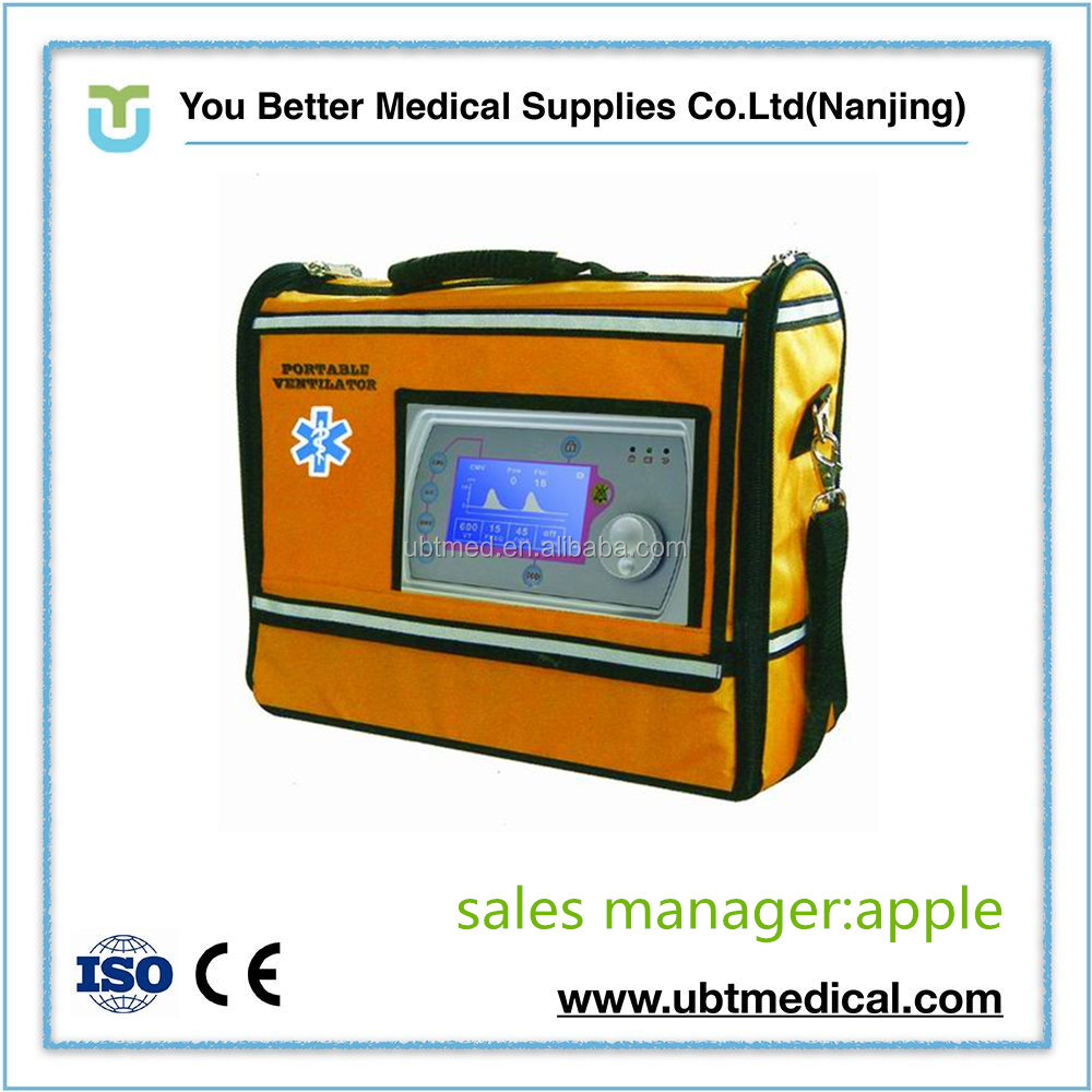 Hot sale medical equipment centrifugal mechanical neonatal ventilator