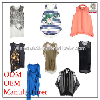 china clothing manufacturers designer odm clothing manufacturer