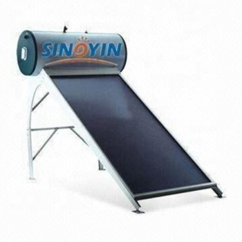 High quality flat plate flat panel solar water heating