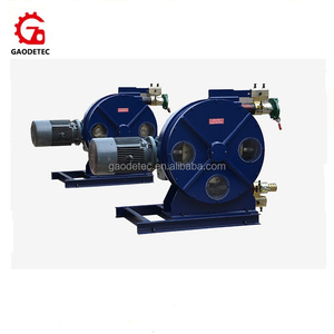 ISO OEM supplier Industrial GH series hose squeeze peristaltic pump