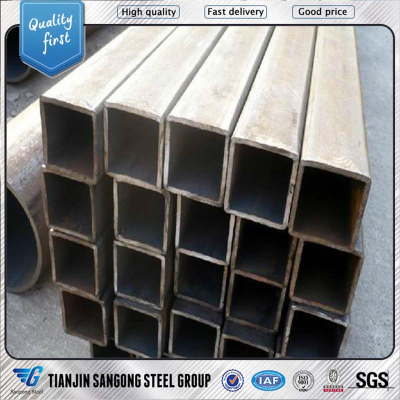 Venta al por mayor tubos hierro cuadrados precios compre for Tubos de hierro rectangulares