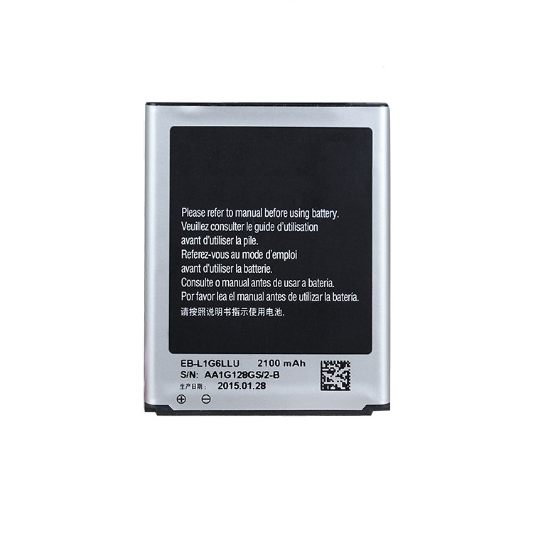 Wholesale Li-ion Smartphone Battery 3.8V 2100mAh Original Battery For Samsung S3 i939 i9260 Mobile Phone Battery