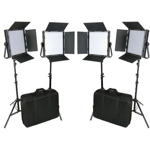 Came-TV High CRI Bi-Color 4X1024 LED Video Lights TV Lighting
