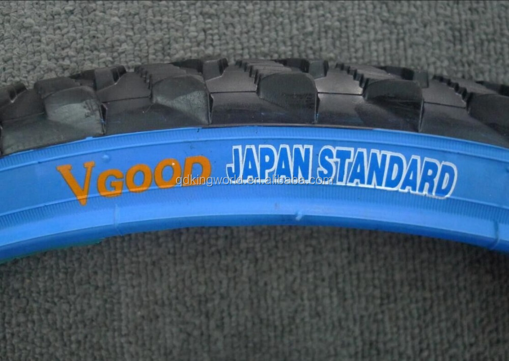 26*2.12 High Quality VGOOD Blue color wall bicycle tire