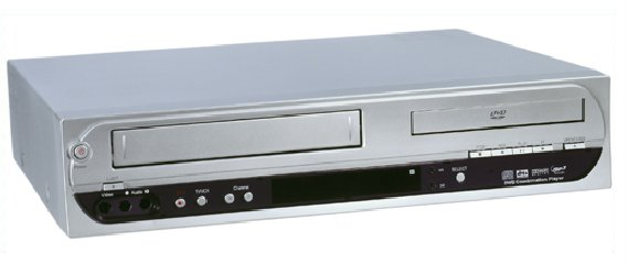 how to clean a vcr dvd player