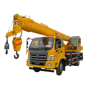 Excellent quality control mobile crane for sale