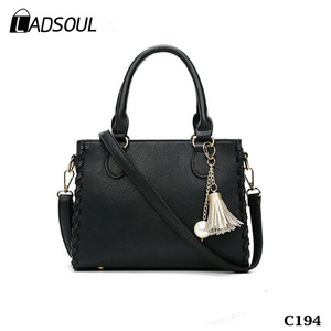 Factory Wholesale Gender Tote Handbags Pu Leather Bags For Women