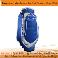 New PU Golf Bag