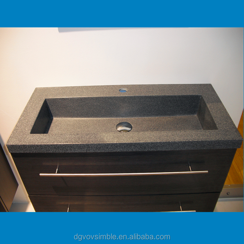 Solid Surface Bathroom Sink,Artificial Stone Resin Wash Basin