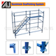 New Type Scaffolding Quick Lock System Indoor Scaffolding For Building Construction