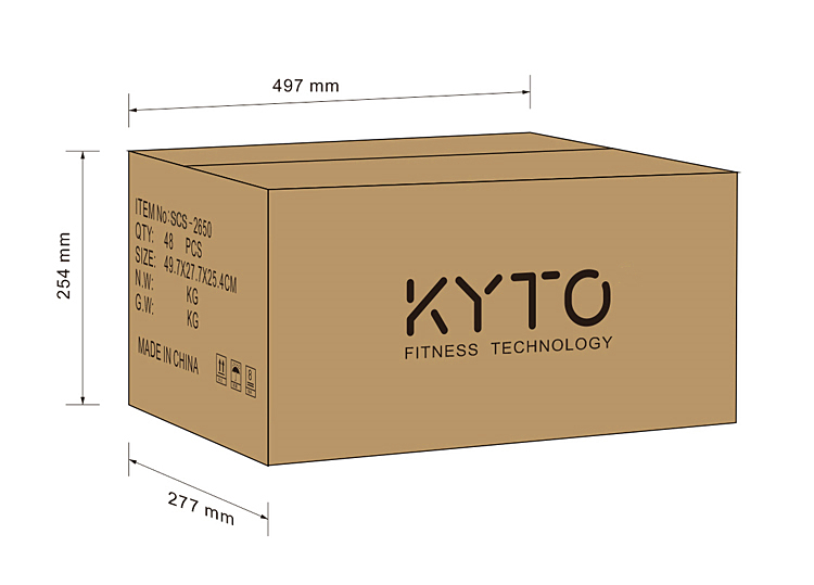 KYTO original riding bluetooth cycling speed and cadence sensor