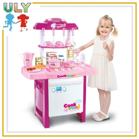 Children best play kitchen cheap play kitchens kids plastic play kitchen for sale