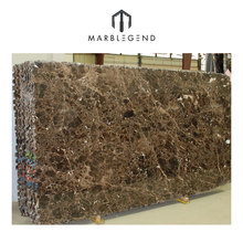 China supplier interior decoration materials dark emperador marble slab