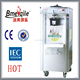 Chinese Hot Sale floor commercial stainless steel frozen yogurt single Flavour soft sever Ice Cream making Machine