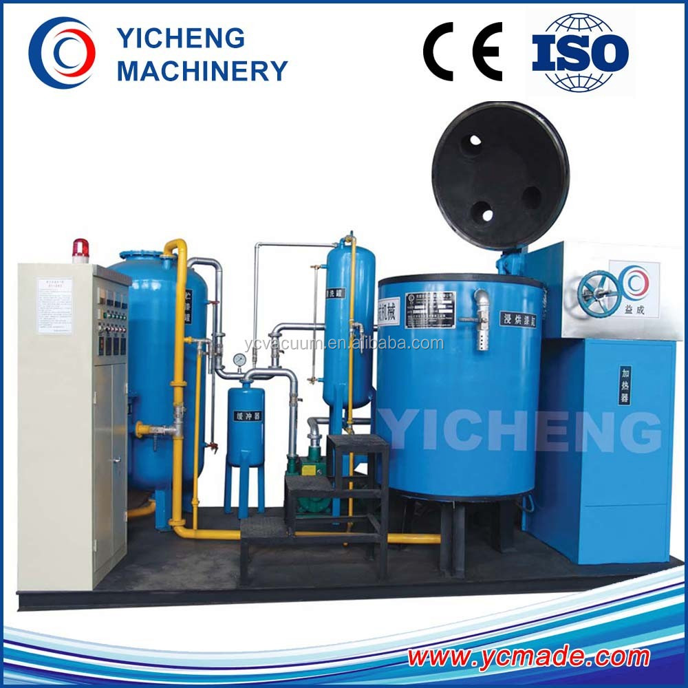 Ce Certificate Motor Windings Vacuum Pressure Impregnation Machine ...