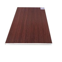 wooden wall panels PVC Furniture Panel home decor