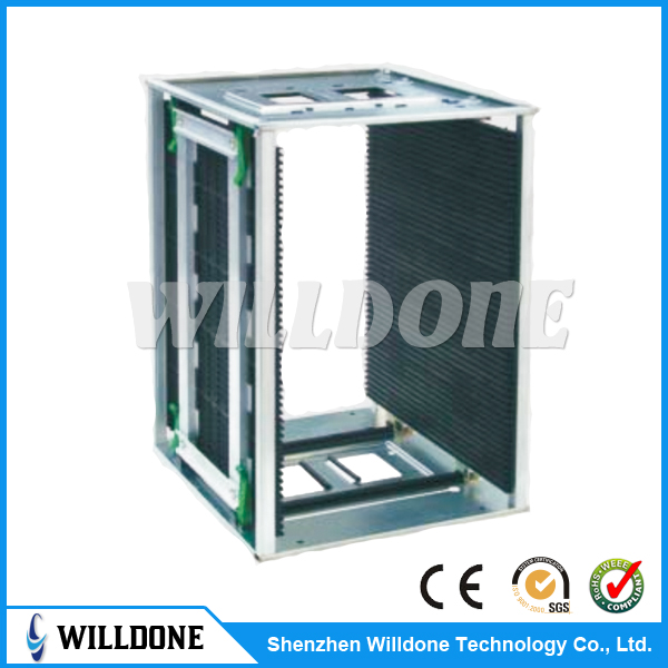 esd SMT magazine rack for pcb storage
