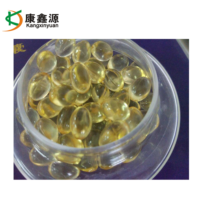 Manufacturer Supply dietary supplement vitamin a d capsules