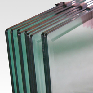 10mm tempered shatterproof glass for refrigerator shelf