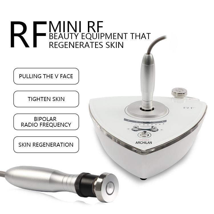 2018 skin rejuvenator best rf eye lift beauty machine for skin care face lifting