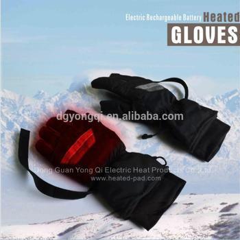 Women Men Unisex Bike Motorcycle Electric Battery Powered Heating Heated Gloves Hand Warmer