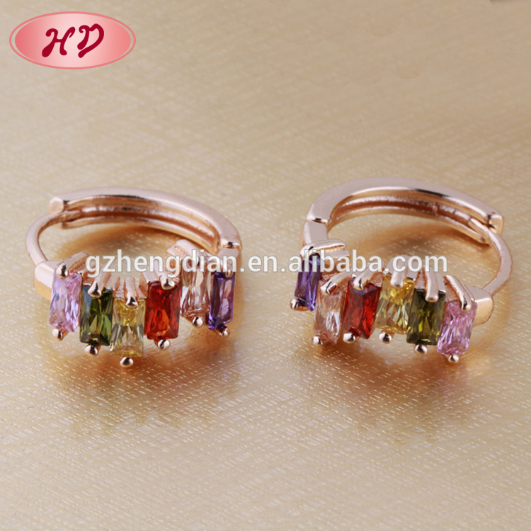 Brand name good quality earrings jewelry fashion