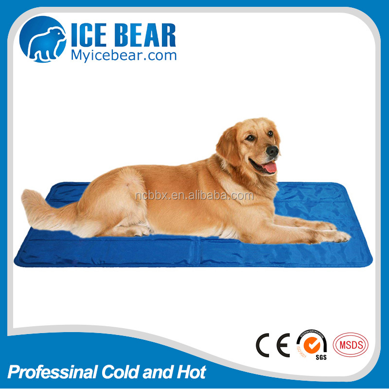 Elegant Cooling Dog Bed Dog Cold pack