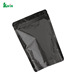 Logo Matte Black Aluminum Foil Plastic Light Proof Gift Mylar Zipper Packaging Poly Bags